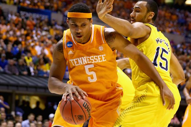 Vols' Jarnell Stokes Entering NBA Draft
