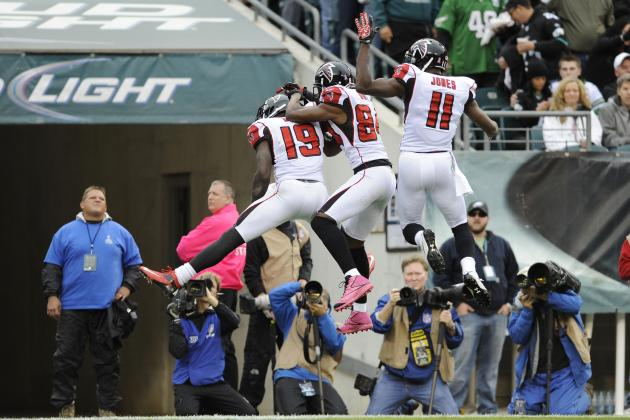 Fantasy Football: Atlanta Falcons Stars That Will Bounce Back in 2014