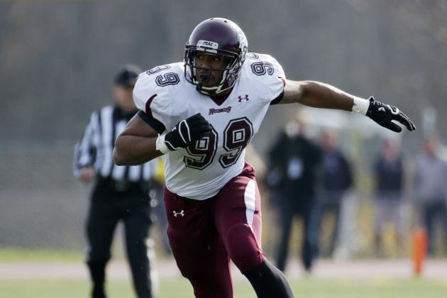 Larry Webster NFL Draft 2014: Highlights, Scouting Report for Detroit Lions DE