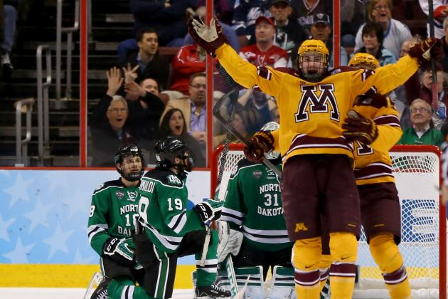 Frozen Four 2014: Highlighting Top Performances from Epic Showdowns