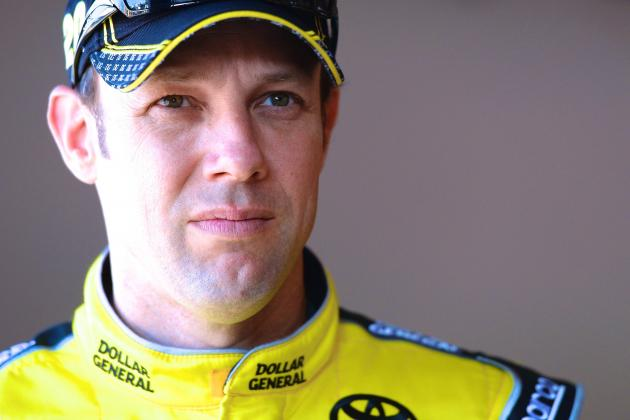 What Matt Kenseth Must Do to Find His Winning Formula Again