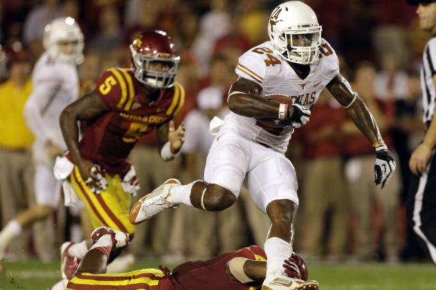 Texas Football: Week 4 Spring Practice Stock Report
