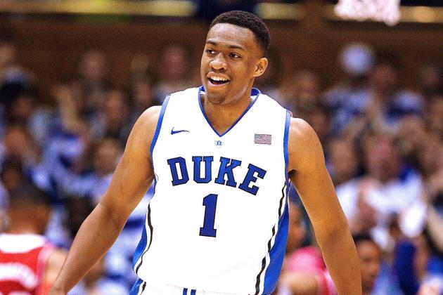 Jabari Parker Says Being a Laker 'Would Be a Blessing'