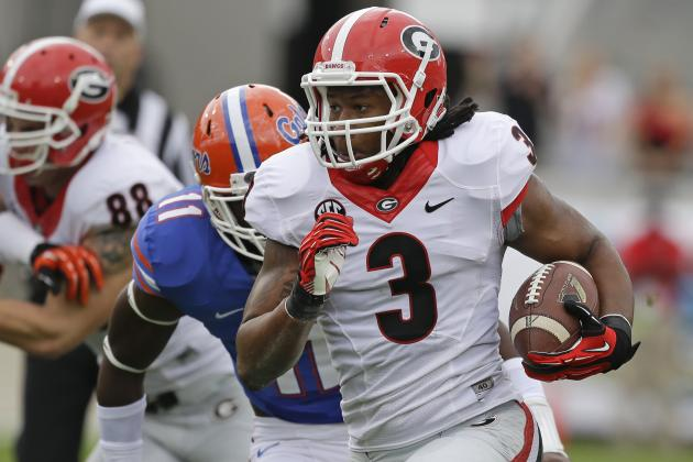 Georgia Spring Game 2014: Viewing Info and Players to Watch on G-Day