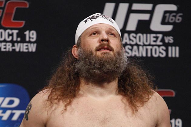 UFC Fight Night 39: What We Learned from Minotauro Nogueira vs. Roy Nelson