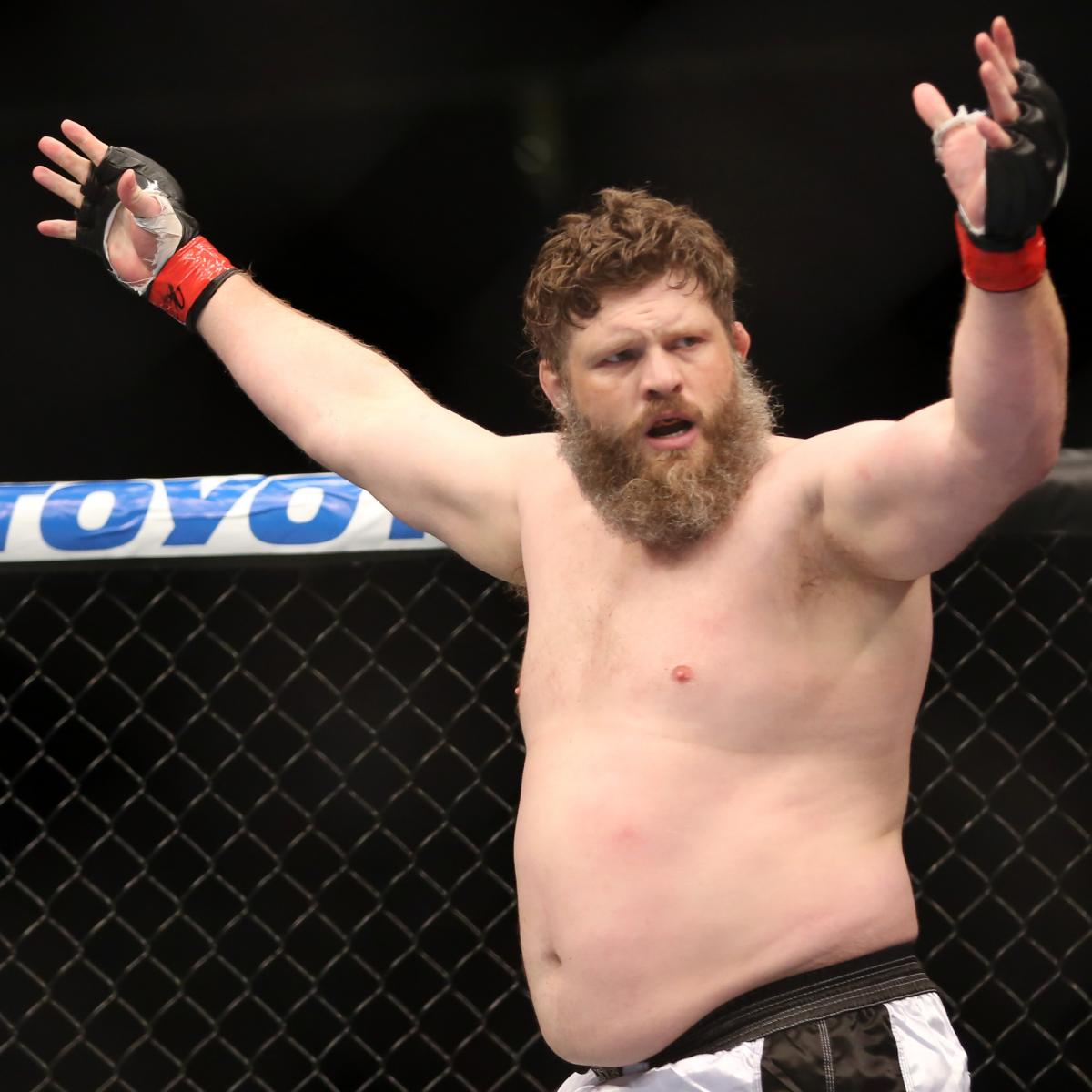 Roy Nelson (fighter) - Wikipedia