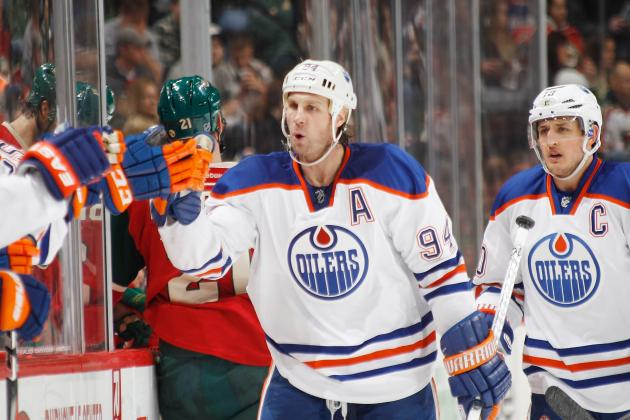 NHL Veteran Ryan Smyth Set to Retire After 18-Year Career