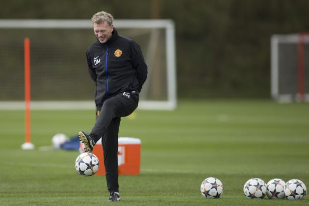 David Moyes in No Position to Experiment in Final Few Manchester United Matches