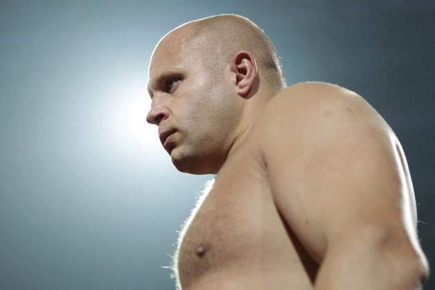 MMA Bouts We Would Have Loved to See: Velasquez vs. Fedor