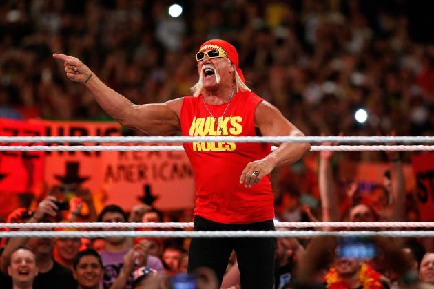 Hulk Hogan's Return Provides Excellent Subplot to WrestleMania Revenge Tour