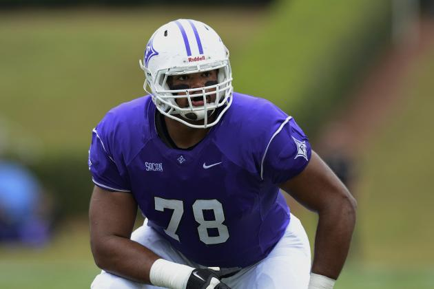 Dakota Dozier NFL Draft 2014: Highlights, Scouting Report for New York Jets LT