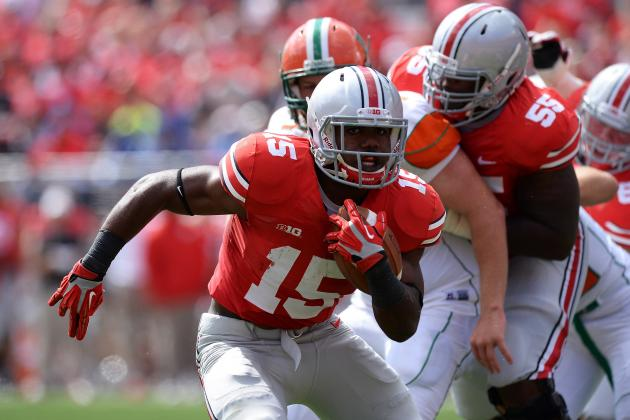 Ohio State Spring Game 2014: Full Preview for Saturday's Scarlet and Gray Action