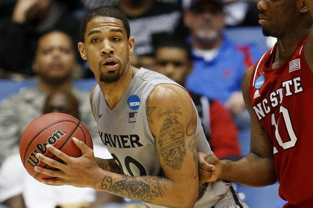 Xavier Junior Forward Justin Martin to Transfer