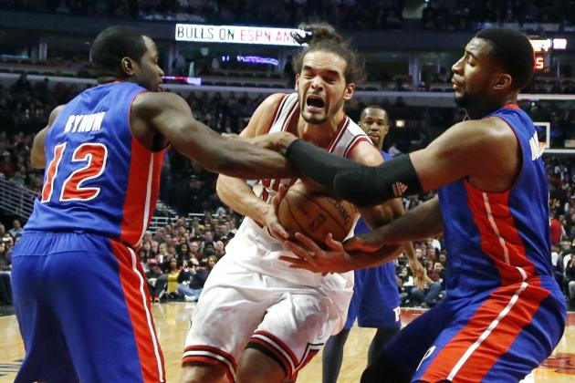 Detroit Pistons vs. Chicago Bulls: Live Score and Analysis