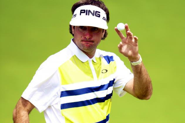 Bubba Watson's Back: 2012 Champ Takes Control at Masters with 5 Straight Birdies