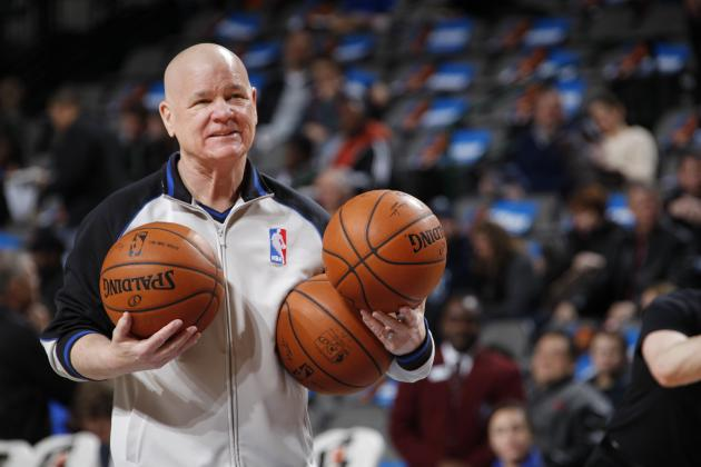 NBA Announces Referees' Points of Emphasis for 2014 Playoffs