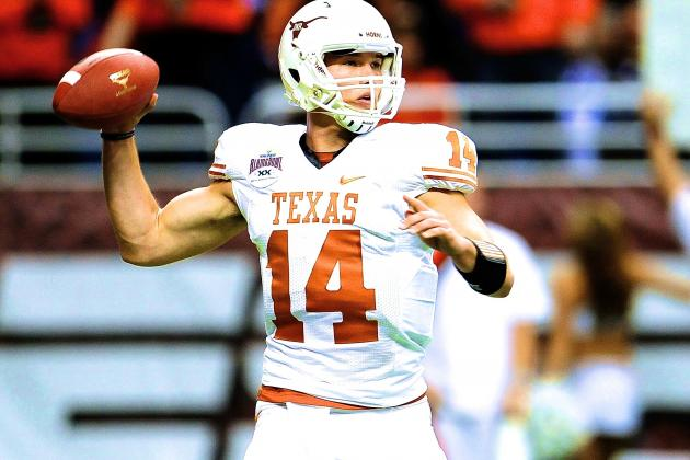 David Ash Injury: Updates on Texas QB's Foot and Recovery