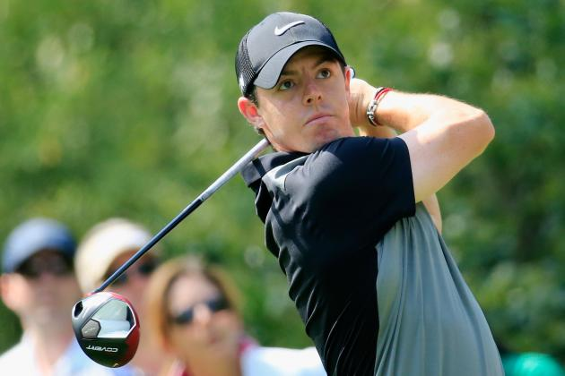 Rory McIlroy at Masters 2014: Day 2 Leaderboard Score and Twitter Reaction