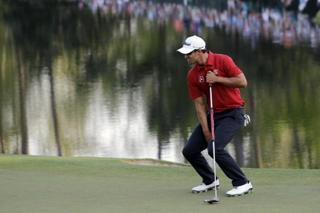 The Masters 2014: Top Odds, Predictions and Storylines for Day 3