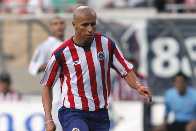Chivas USA Being Patient with Adolfo