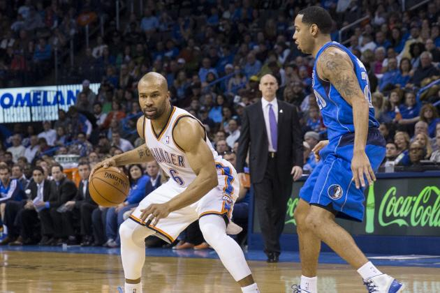 Who Is the Most Underrated OKC Thunder Player This Year?