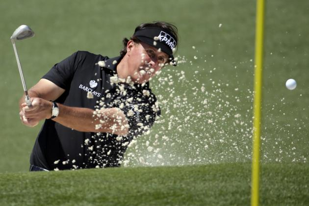 Masters Cut Line 2014: Twitter Reacts to Players Bounced from 1st Major