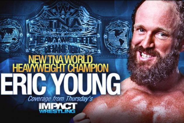 Eric Young Talks TNA World Title, Daniel Bryan and More on Ring Rust Radio