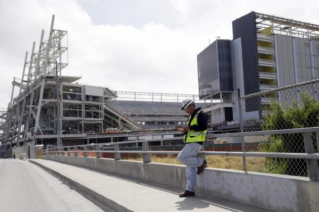 Steel Company Fined $37K in 49ers Stadium Death