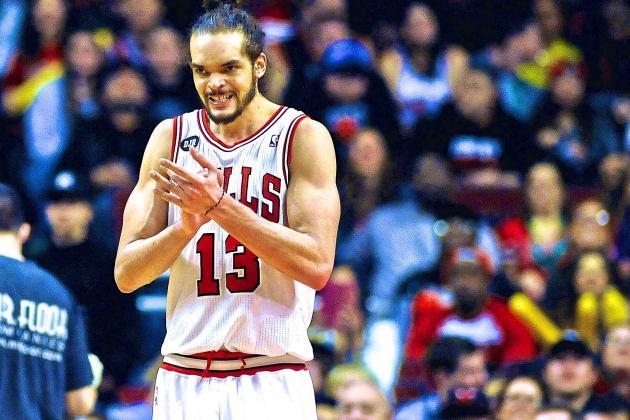 How Joakim Noah Evolved into an Elite NBA Center