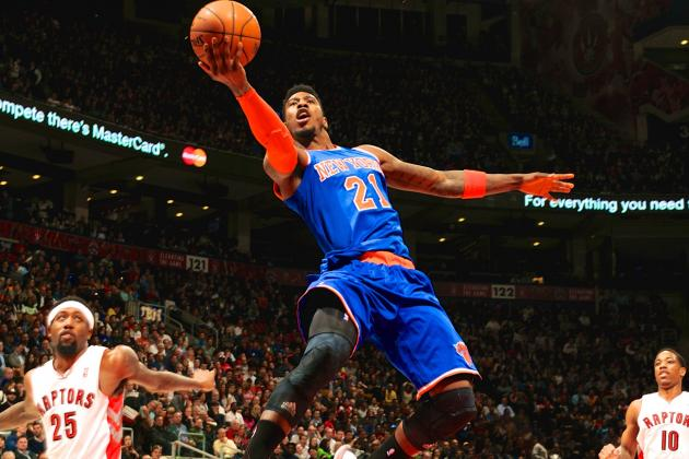 New York Knicks vs. Toronto Raptors: Live Score and Analysis