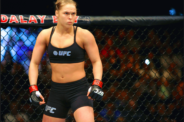 Ronda Rousey vs. Alexis Davis Booked for UFC 175 Co-Main Event