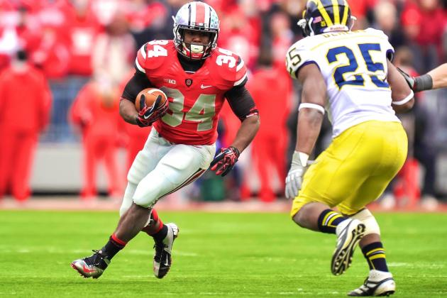 Have We Seen the Last of the 1st-Round Running Backs in the NFL Draft?