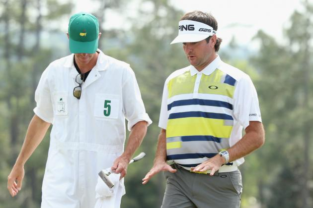 Masters Tournament 2014: Easy-to-View Mobile Updates for Day 3 Leaderboard