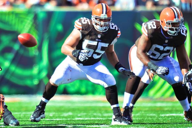 Matching Jaguars' Offer for C Alex Mack Was Absolute No-Brainer for Browns