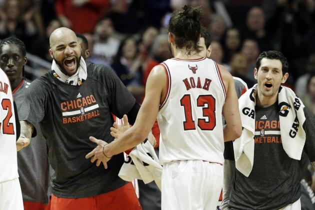 Bulls Erase 18-Point Deficit to Beat Pistons and Take No. 3 Seed from Raptors