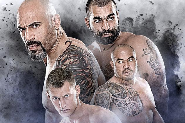 Bellator 116: Results and Recap from Lavar Johnson vs. Blagoi Ivanov
