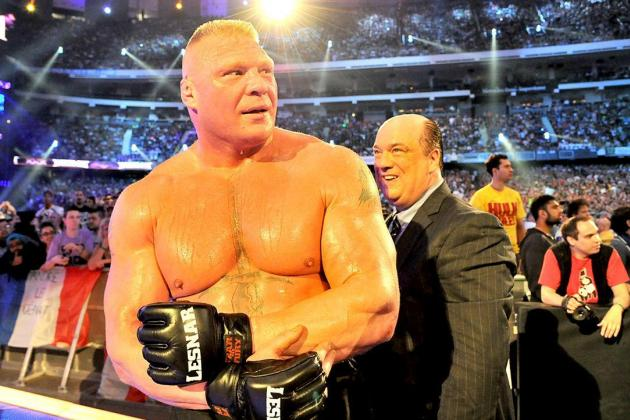 WWE Turning Point: Analyzing Historical Impact of Brock Lesnar Ending the Streak