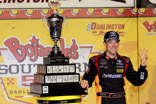 NASCAR at Darlington 2014: Race Schedule, Live Stream Info and Drivers to Watch