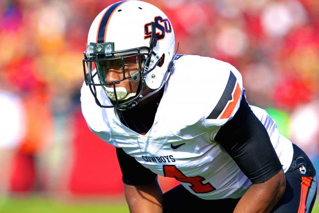 Justin Gilbert: How Good is 2014 NFL Draft's Top CB?