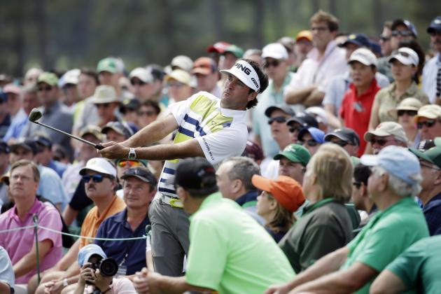 Masters Odds 2014: Locating Top Vegas Bets in Day 3 Field