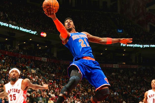 Despite Win in Toronto, Playoffs Still a Mirage for New York Knicks