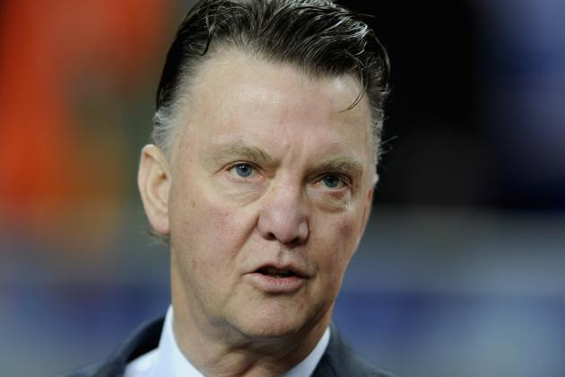 Manchester United Reportedly Hold Talks with Louis van Gaal over Manager's Job