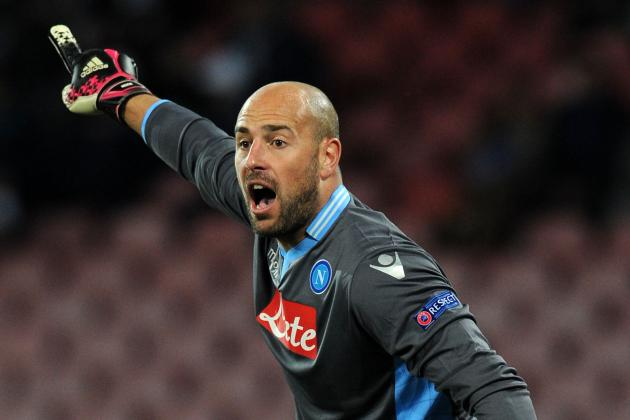 Liverpool Transfer News: Latest News on Federico Fazio, Pepe Reina and More