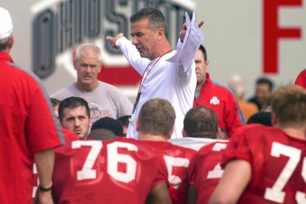 Ohio State Spring Game 2014: Date, Start Time, TV Info and More