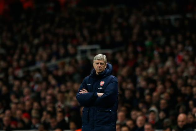 Arsenal Transfer News: Top Targets for Arsene Wenger This Summer