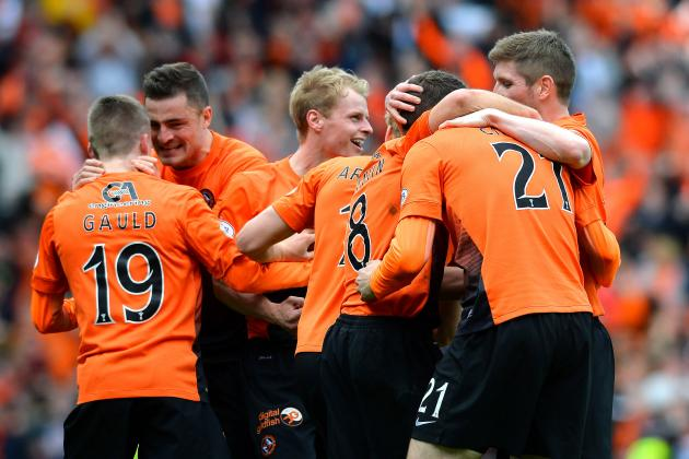 Scottish Cup 2014: Tracking Final Scores and Top Performers from Semi-Finals