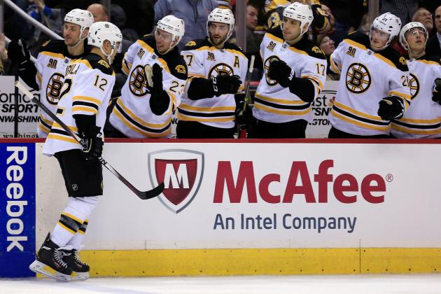 NHL Playoff Standings 2014: Updated Info and Ranking Top Cup Contenders