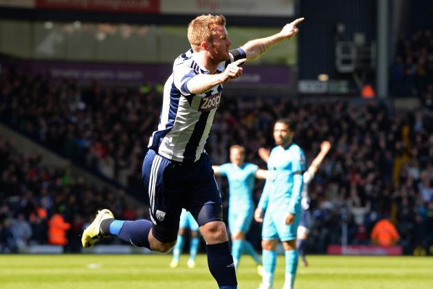 West Brom vs. Tottenham Hotspur: Premier League Live Score, Highlights, Report