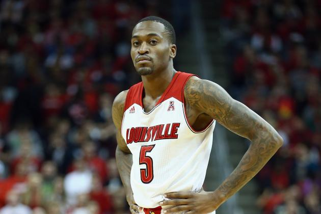 Kevin Ware Implies on Twitter That He'll Transfer to Georgia State