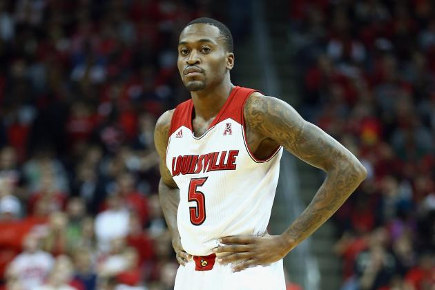 Former Louisville Guard Kevin Ware Transfers to Georgia State